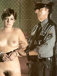 Vintage bdsm, Naked, Hairy vintage