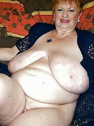 Mature tits, Mature big tits, Big nipples, Aunt