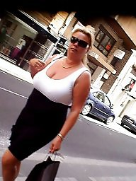 Busty mature, Big mature, Mature busty, Street, Mature big boobs, Mother