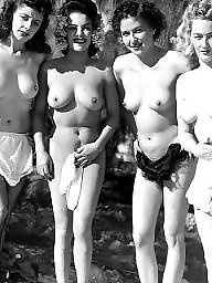 Vintage amateur, Outdoor, Outdoors, Non nude