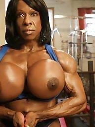 Gym, Big tits