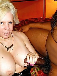 Bbc, Mature interracial