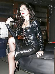 Mistress, Leather, Pvc