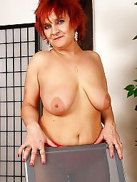 Saggy, Mature tits, Saggy mature