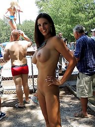 Nudity out, Out and about, Amateurs out, 141, Outed