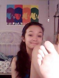 Teen feet, Teen soles, Feet