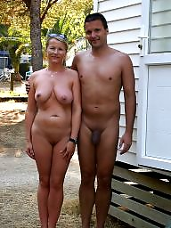 Naked couples, Naked, Milf public, Public milf, Couple
