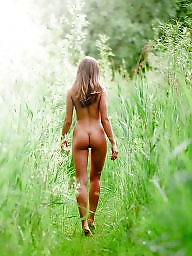Nudists, Sport, Girls