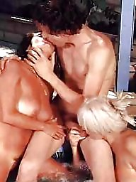 Cocks, Orgasm, Mature group, Mature orgasm, Sexy mature, Massive