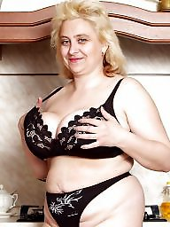 Housewife, Chubby mature, Chubby