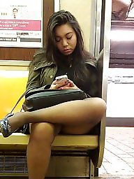 Thick legs, Short skirt, Shorts, Thick asian, Sexy legs, Thick