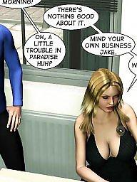 Comic, Comics, Porn comics, X comics, Hardcore cartoon, Cartoon comic