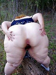 Bbw, Ass, Bbw ass, Fat