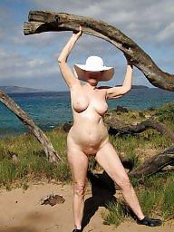 Milf beach, Beach milf, Public milf