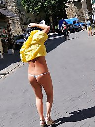 Public nudity, Public, Wind