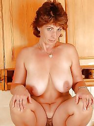 Saggy, Mature amateur
