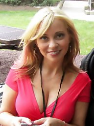 Milf, Big boobs, Boobs, Blonde milf, Milfs, Milf boobs