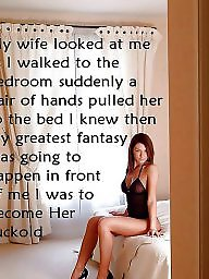 Femdom captions, Caption, Cuckold captions, Cuckolds, Cuckold caption, Cuckold