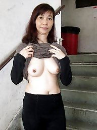 Asian milf, Chinese