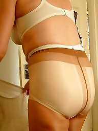 Mature upskirt, Nylon mature, Upskirt mature, Nylons, Transparent, Mature nylons