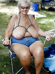 Bbw saggy mature