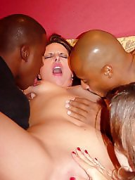 Sex, Interracial, Group, Milf