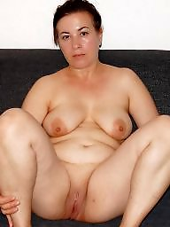 Chubby mature, Bbw pussy