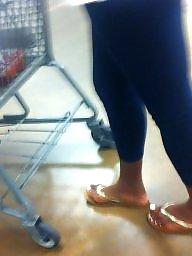 Cam amatoriali, Gambe gambe
