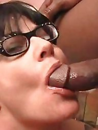 Interracial, Facials
