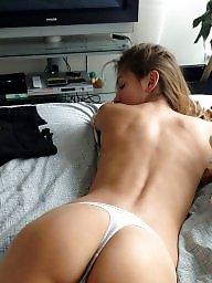 Amateur ass, Exposed