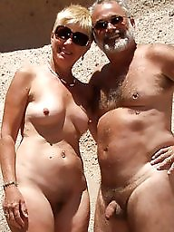 Bbw mature, Nudist