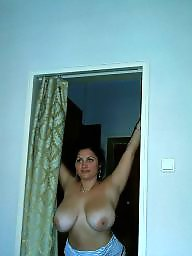 Crazy, Mature boobs