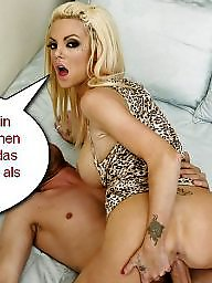 German captions, German, German caption, Interracial captions, Femdom captions, Cuckold captions