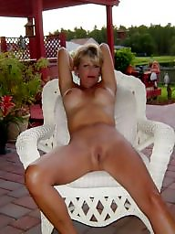 Outdoor, Public nudity, Amateur milf, Public, Outdoors, Milf