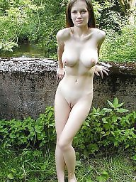Outdoor, Public nudity, Amateur, Amateur milf, Public, Milf outdoor