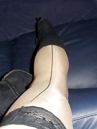 Nylon legs, Nylons, Leggings