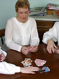 Village ladies, Stripping, Stripped, Strip poker, Village, Lady b