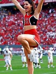 College, Cheerleader, Dicks, Cheerleaders