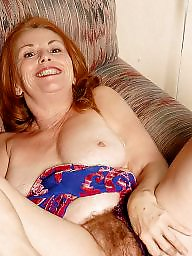 Redhead hairy, Mature redheads, Granny hairy, Mature pussy, Grannies, Granny spreading