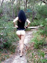 Outdoor, Milf outdoor, Walking, Outdoors, Outdoor milf