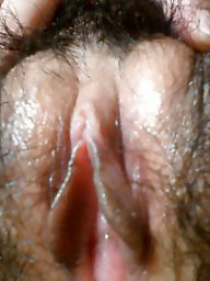 Asian hairy, Chinese, Spreading, Close up, Hairy spreading