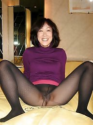 Tight, Hairy asian