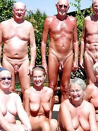 Nudist, Mature nudist