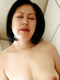 Asian milf, Mature asian, Asian mature, Aunt, First, Jane