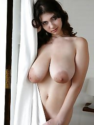 Natural, Areolas, Huge tits, Areola