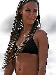 T bikini, Pinkett smith, Milfs bikini, Milfs celebrities, Milf ebony, Milf blacked