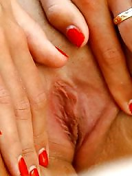 Vacation, Public pussy, Wife sex, Show pussy, Public sex