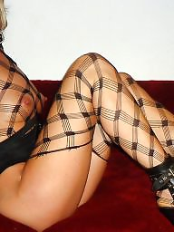 Fishnets, Amateur heels, Fishnet, High heels