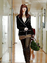 Boots, Leather, Boot, Femdom