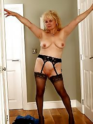 Mom, Mature lingerie